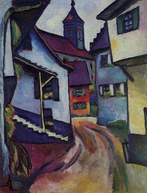 Art & Artists August Macke - Part 2