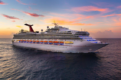 Carnival Cruises' Carnival Sunshine Sailing from New York to England, Canada, Florida, Bahamas, Eastern, Caribbean
