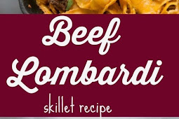 BEEF AND NOODLES RECIPE (BEEF LOMBARDI)