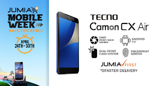 Jumia mobile week coupon codes