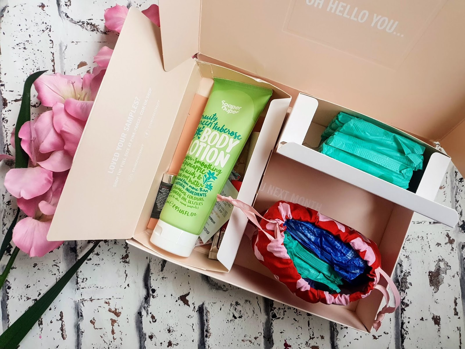 Cosmopolitan x Pink Parcel Review | February