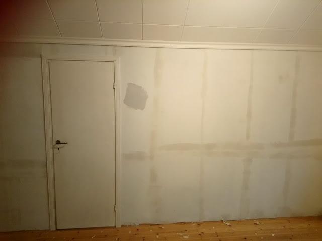 Tytön huoneen remontti