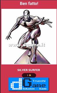 Soluzioni Ultimate Comics Quiz livello 95