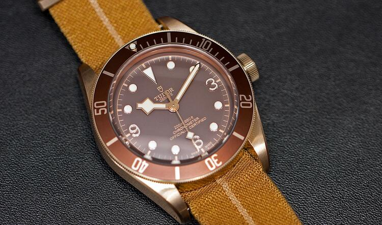 Retro Diving Watch: the Tudor Heritage Black Bay Bronze