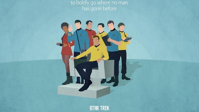 Star Trek (Fan Art) HD