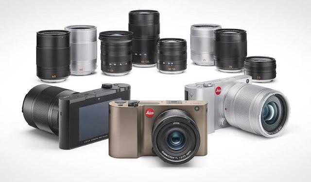 Le fotocamere ed ottiche del sistema Leica T-TL