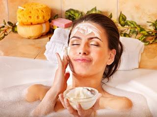 maschera viso per idratare e nutrire la pelle