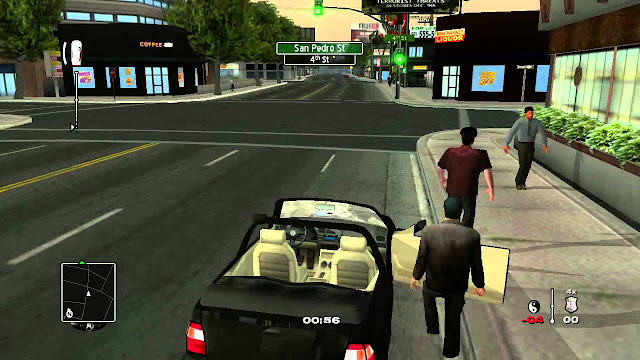 True Crime Streets of LA PC Download Free Gameplay 1