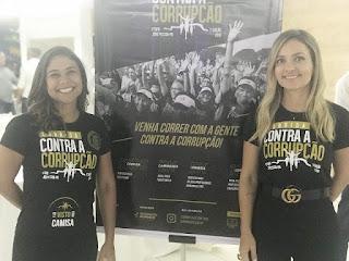 Primeira Corrida Contra a Corrupção pretende reunir 1,5 mil pessoas na Paraíba.