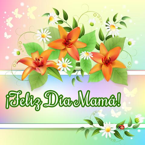 imagenes del dia de la madre con flores