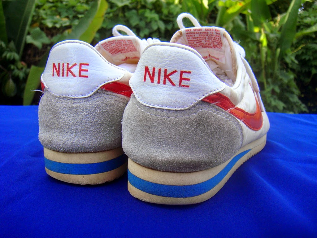 the best attitude ff205 df90d Vtg Nike Senorita Cortez Shoes