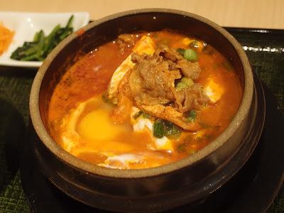 牛肉纯豆腐