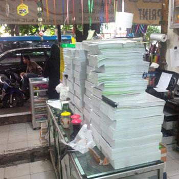 Fotocopy Murah 70 Gram