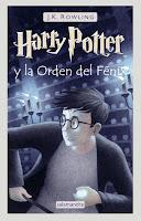Harry Potter y la Orden del Fénix, J.K. Rowling