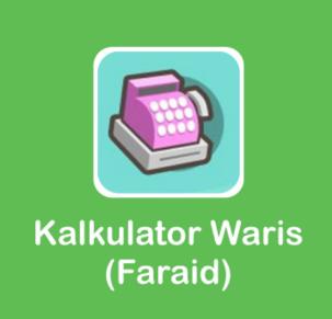 Kalkulator Waris (Faraid)