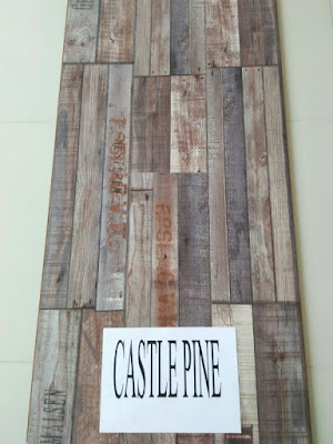 lantai parket eazyfloor type castel pine