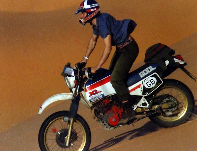 Desert Travels - Chris Scott