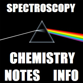 Spectroscopy notes contain notes on following topics i.e. Spectroscopy introduction, types of spectroscopy, rotational spectrum, raman spectrum, UV spectroscopy, Visible spectroscopy, IR spectroscopy, IR spectrum and many more topics related to spectroscopy.