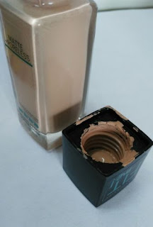 Maybelline Fit Me Foundation Packaging India
