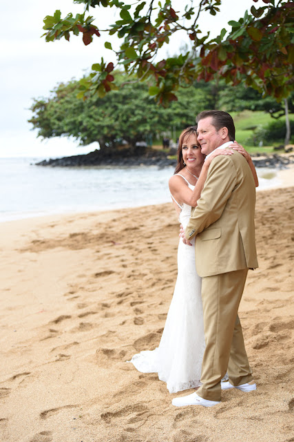 Princeville Beach Weddings