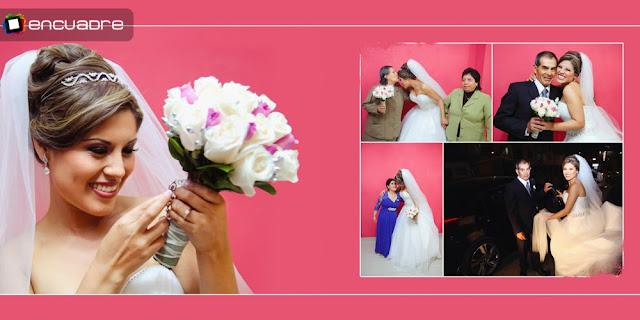 album fotos novia