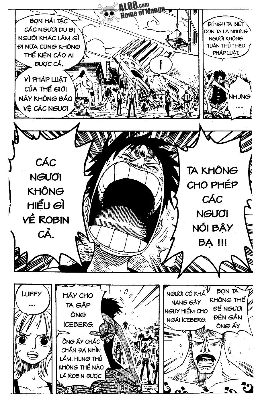 One Piece Chap 337