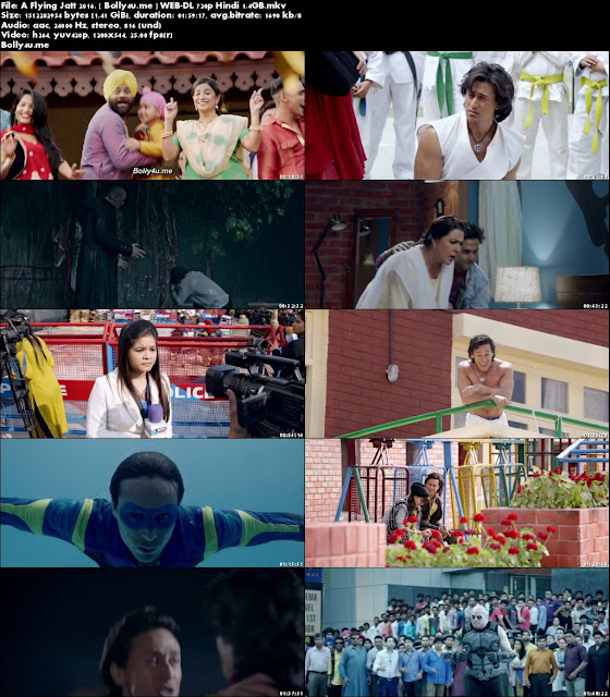 Flying Jatt 2016 Full Movie Free Download Full Hd 1080p 720p