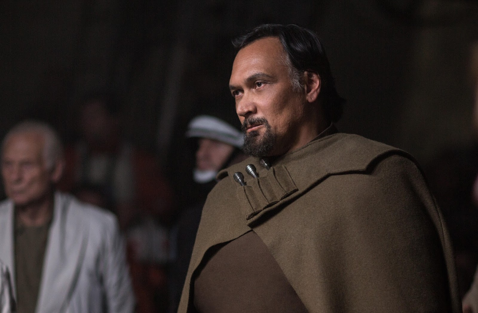 jimmy smits discusses his return as bail organa in rogue