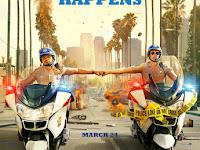 Film Comedy Terbaru : Chips (2017) Full Movie Gratis Subtitle Indonesia