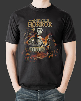 amityville horror tshirt