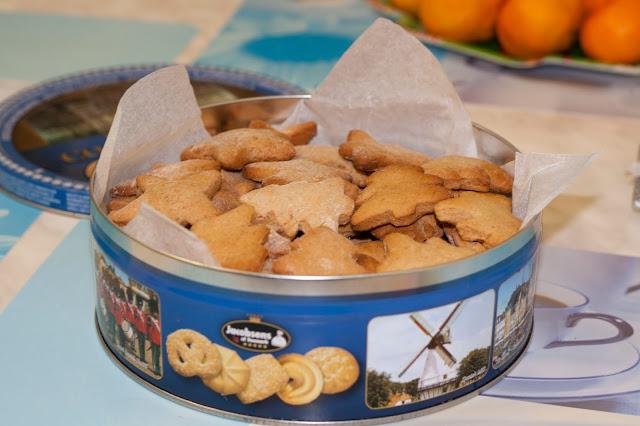 Рецепт святкового різдвяного імбирного печива