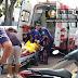 Mulher fica gravemente ferida após acidente de moto em José de Freitas