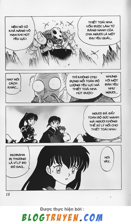 Inuyasha vol 41.1 trang 11