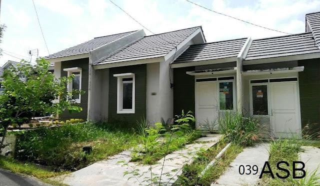 Rumah Siap Huni CHRYSANT 36/90 Citra Indah City - 240 jt