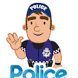 Police People: Join In the fun on Facebook!