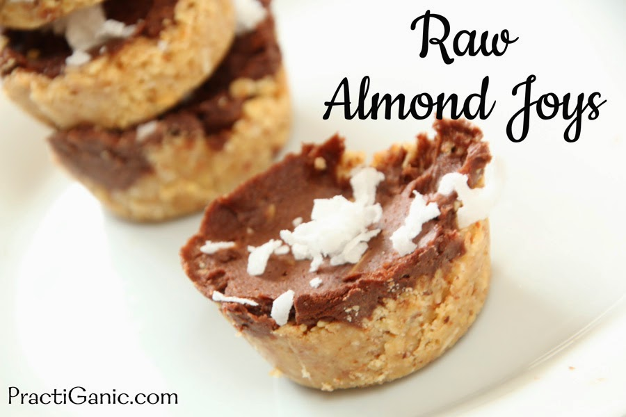Raw Almond Joys