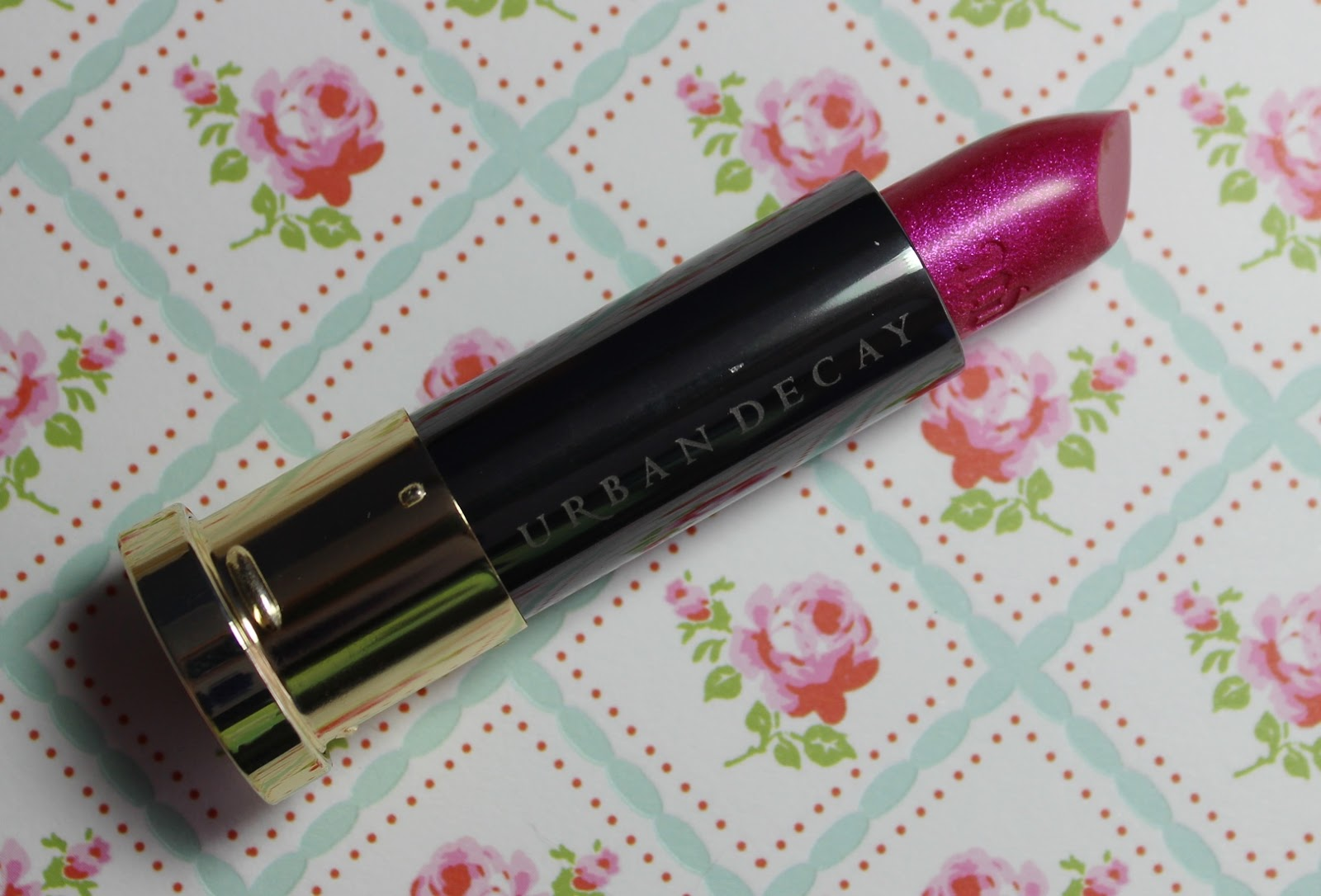 Urban Decay Vice Lipstick Big Bang review