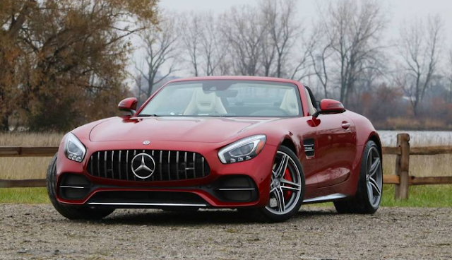 2018 Mercedes-AMG GT/GT C Roadster Review
