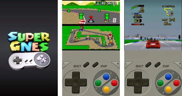 Aplicativos] SuperGNES (SNES Emulator) 1 4 3 Apk – Android