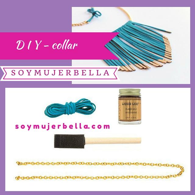 cómo hacer un collar