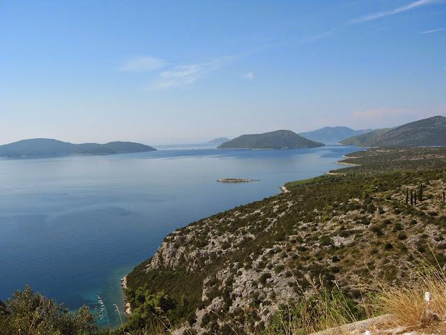 Adriyatik Denizi manzaraları