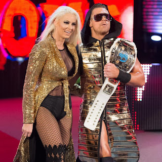WWE Power Couple