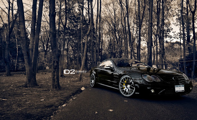 mercedes D2FORGED