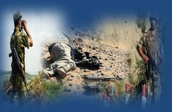 الجيش والدرك يوقفان    3 إرهابيين