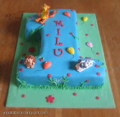 első szülinapi torta ötletek Jépatojta van!: Fiús torták az első szülinapra első szülinapi torta ötletek