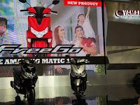 Mengenal Smart Key System dari Yamaha Freego