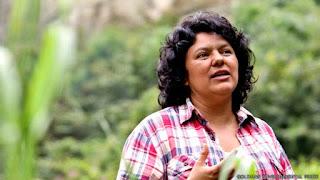Berta Cáceres, el asesinato de la 'Madre Tierra'