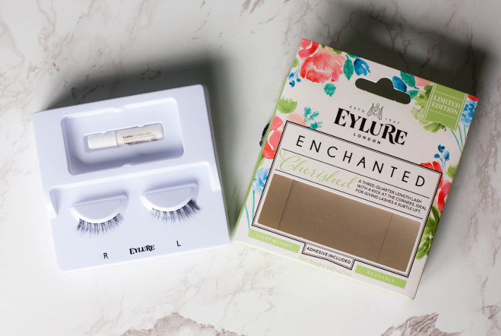 Beauty: Eylure Enchanted false lashes Cherished review