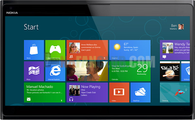 Nokia Windows 8 RT Tablet - 10 Inches