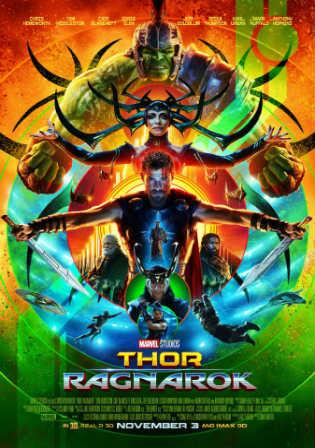 Thor Ragnarok 2017 720p HD Hollywood Download
